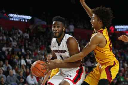 uga-basketball-winthrop
